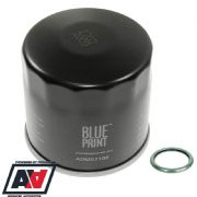 OM Spec Oil Filter Subaru Impreza Forester Legacy All Models Blue Print